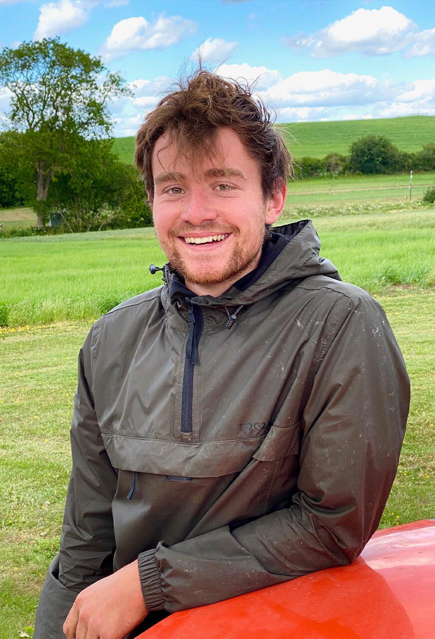 Brad Cartwright of Thomas Fox Landscaping