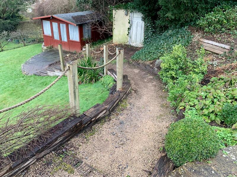 Thomas Fox Landscaping in Blockley